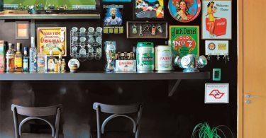 bar pub decoração casa